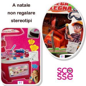 giocattoli e stereotipi di genere
