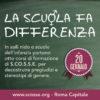 La scuola fa la differenza: inizio dei corsi