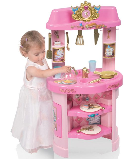 Si pu discriminare con un giocattolo alle bambine solo pentole e cosmetici scosse - Cucine bimbe giocattoli ...
