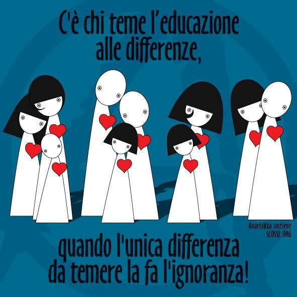 educazione differente