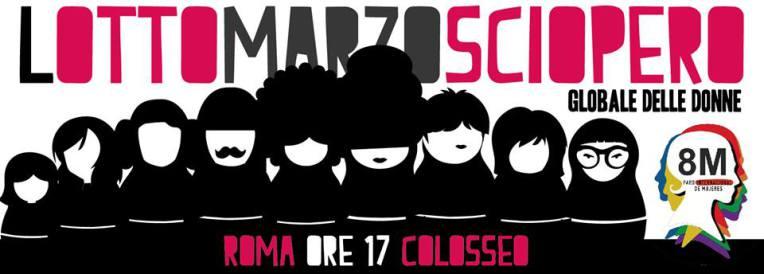 Roma_8 marzo_womenstrike